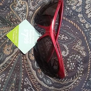 Other - NWT Best Value Red Sunglasses